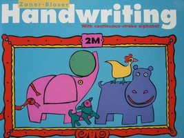 Handwriting 2M (P) by Hackney, Farris, Jones, Lamme