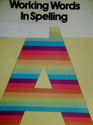 Working Words in Spelling Level A 3rd Edition (P) by Woodruff,
