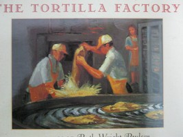Tortilla Factory (P)(Big) by Gary Paulsen