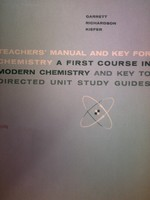 Chemistry a 1st Course in Modern Chemistry TM & Key (P)