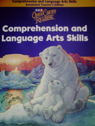 SRA Open Court Reading 4 Comprehension & Language Arts ATE (P)