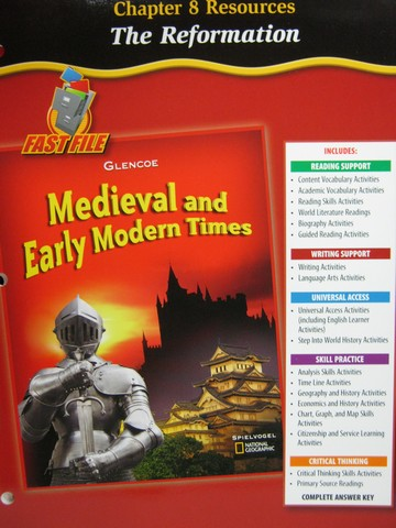 Medieval & Early Modern Times Chapter 8 Resources (P)