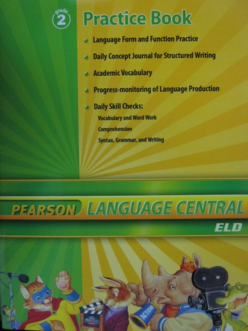Pearson Language Central 2 Practice Book (P)