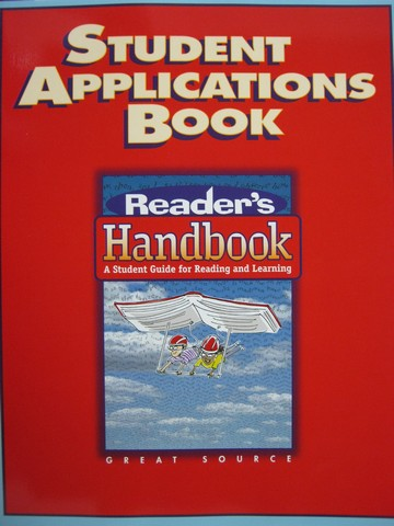 Reader's Handbook 7 Student Applications Book (P) by Robb,