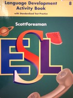 Scott Foresman ESL 8 Language Development Activity Book (P)