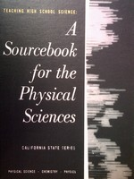 A Sourcebook for the Physical Sciences (H) by Joseph, Brandwein