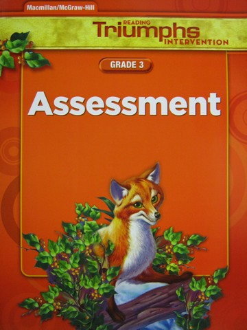 Reading Triumphs 3 Assessment (P) by Hasbrouck,