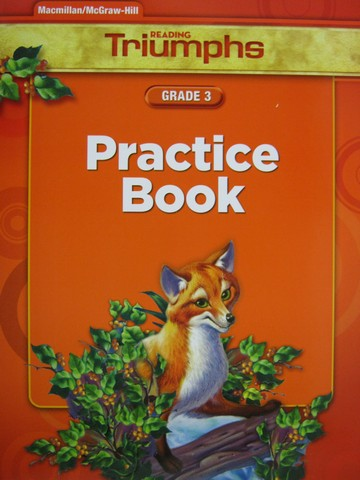 Reading Triumphs 3 Practice Book (P) by Hasbrouck & Dole