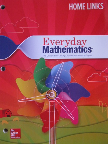 Everyday Mathematics CCSS 1 4th Edition Home Links (P)