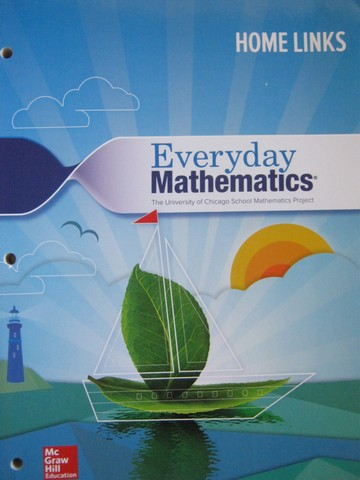 Everyday Mathematics CCSS 2 4th Edition Home Links (P)