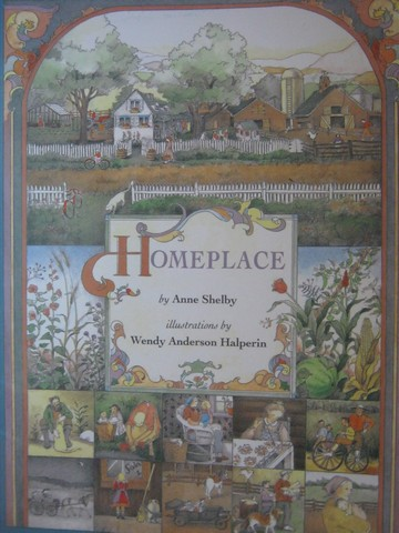 Homeplace (P)(Big) by Anne Shelby