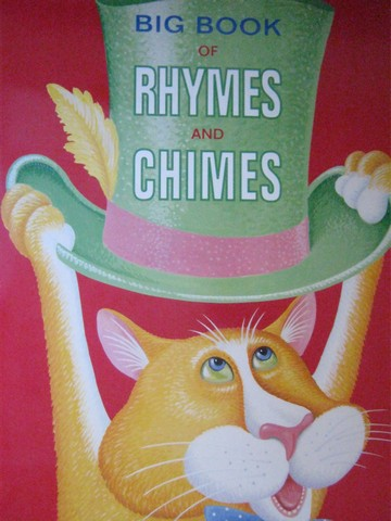 Spotlight on Literacy 1 Big Book of Rhymes & Chimes (P)(Big)