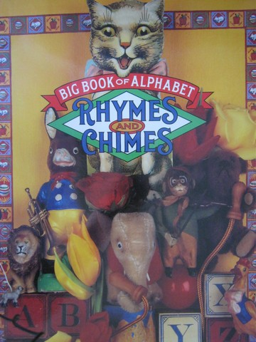 Big Book of Alphabet K Rhymes & Chimes (P)(Big)