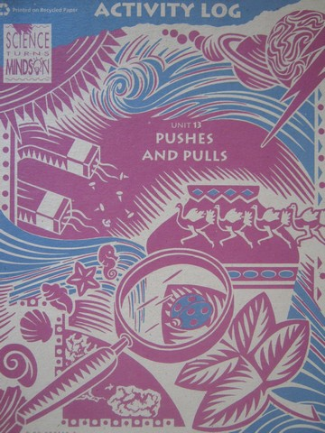 Pushes & Pulls 3 Activity Log (Spiral)