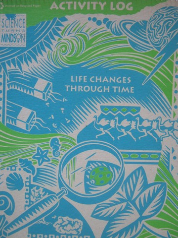 Life Changes Through Time 8 Activity Log (Spiral)
