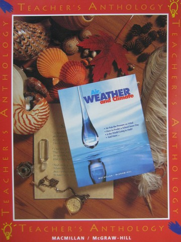 Air Weather & Climate 6 Teacher's Anthology (TE)(P)