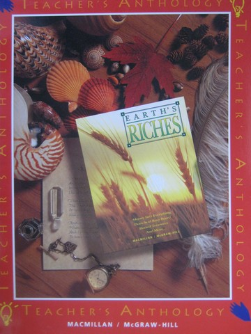 Earth's Riches 6 Teacher's Anthology (TE)(P)
