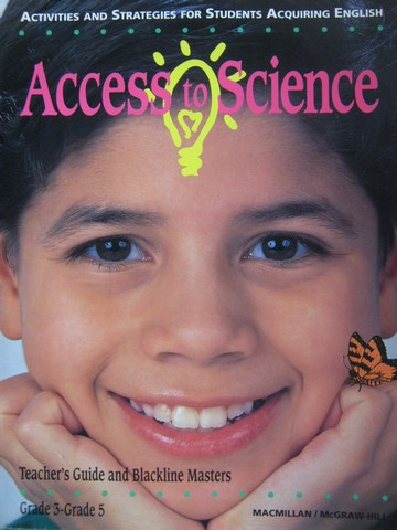 Science Turns Minds On 3-5 Access to Science TG (TE)(P)