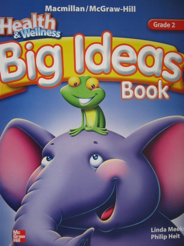 Health & Wellness 2 Big Ideas Book (P)(Big) by Meeks & Heit
