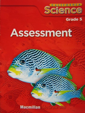 California Science 5 Assessment (CA)(P)