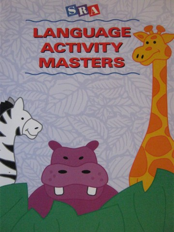 Language for Learning Language Activity Masters (P)