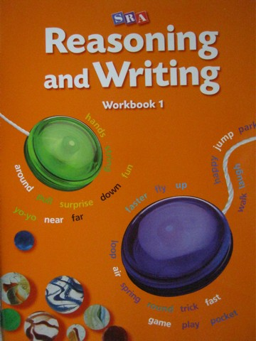 SRA Reasoning & Writing A Workbook 1 (P) by Engelmann,