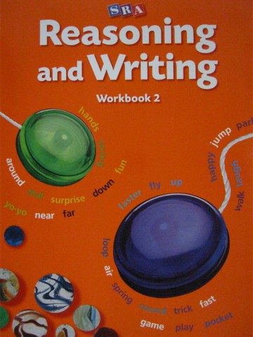 SRA Reasoning & Writing A Workbook 2 (P) by Engelmann,,