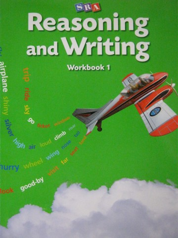 SRA Reasoning & Writing B Workbook 1 (P) by Engelmann,