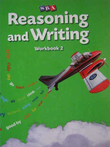 SRA Reasoning & Writing B Workbook 2 (P) by Engelmann,