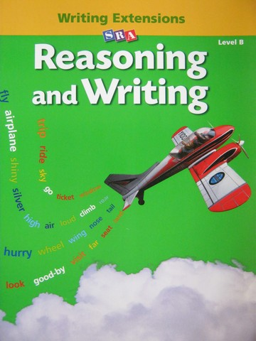 SRA Reasoning & Writing B Writing Extensions (P)