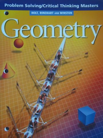 Holt Rinehart Winston Geometry Practice Workbook Answers  holt rinehart winston geometry