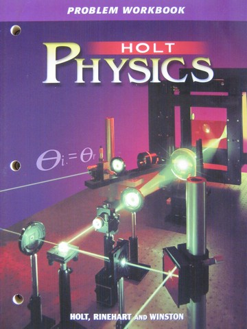 holt physics answres