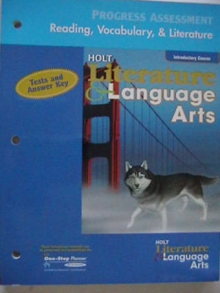 Reading Vocabulary & Literature Introductory Course (P)