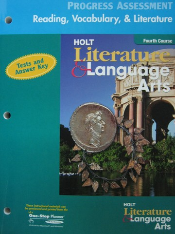 Reading Vocabulary & Literature 4th Course (P)