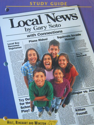Study Guide Local News with Connections (P)