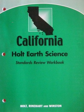 California Earth Science Standards Review Workbook (CA)(P)