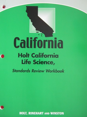 California Life Science Standards Review Workbook (CA)(P)
