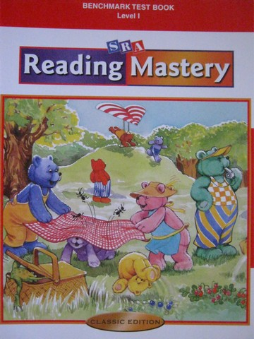 Reading Mastery 1 Classic Edition Benchmark Test Book (P)