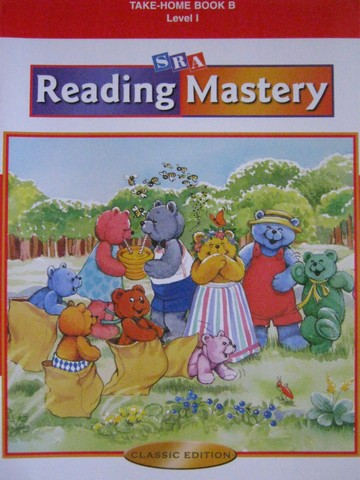 Reading Mastery 1 Classic Edition Take-Home Book B (P)