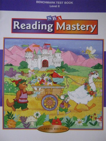 Reading Mastery 2 Classic Edition Benchmark Test Book (P)