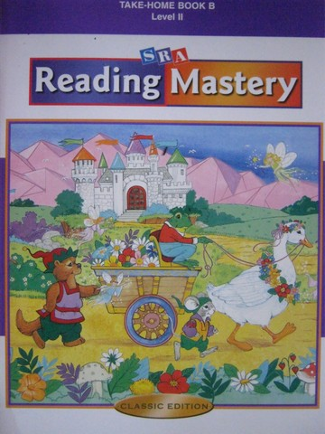 Reading Mastery 2 Classic Edition Take-Home Book B (P)