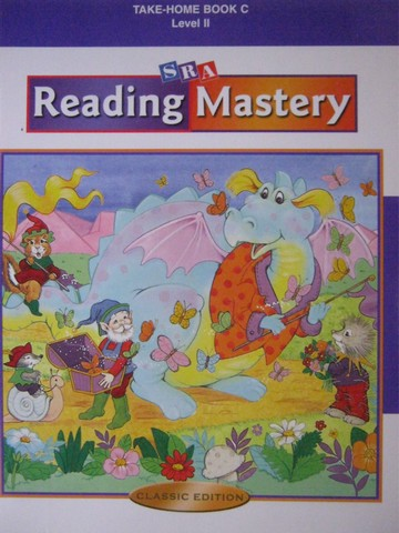 Reading Mastery 2 Classic Edition Take-Home Book C (P)