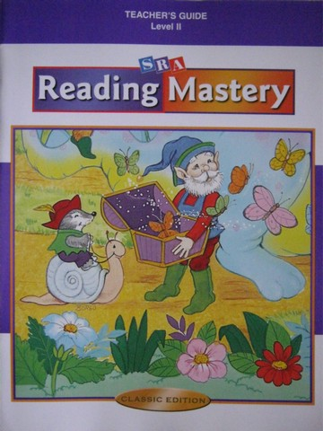 Reading Mastery 2 Classic Edition Teacher's Guide (TE)(P)