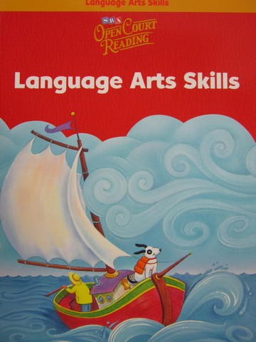 SRA Open Court Reading K Language Arts Skills (P)