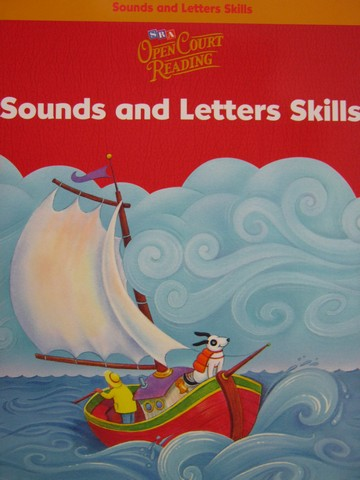 SRA Open Court Reading K Sounds & Letters Skills (P)