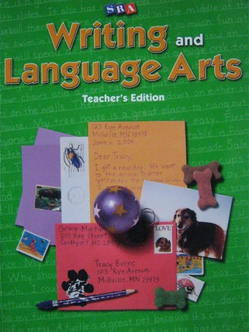 SRA Writing & Language Arts 2 TE (TE)(P) by Gillet, Temple,
