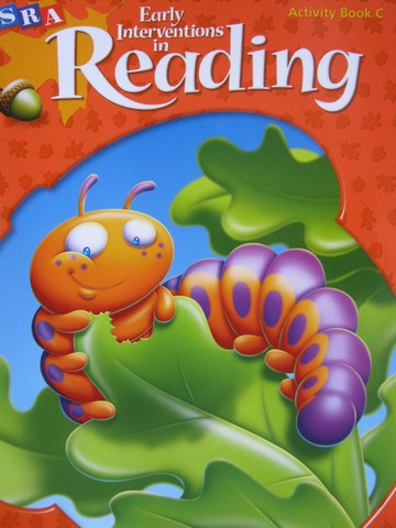 SRA Early Interventions in Reading 1 Activity Book C (P)
