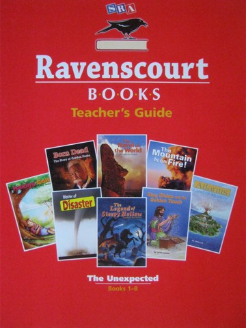 SRA Ravenscourt Books The Unexpected TG (TE)(P)