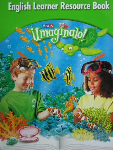 SRA Imaginalo! 2 English Learner Resource Book (P)