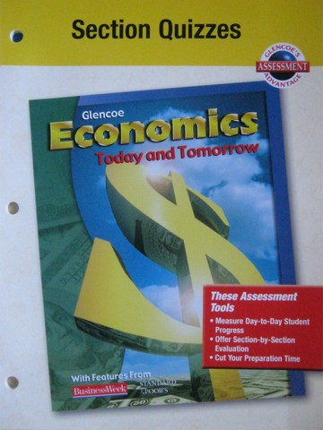 Economics Today & Tomorrow Section Quizzes (P)